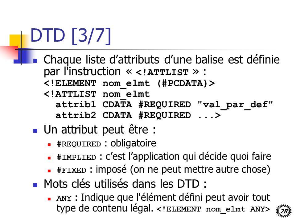 DTD [3/7]